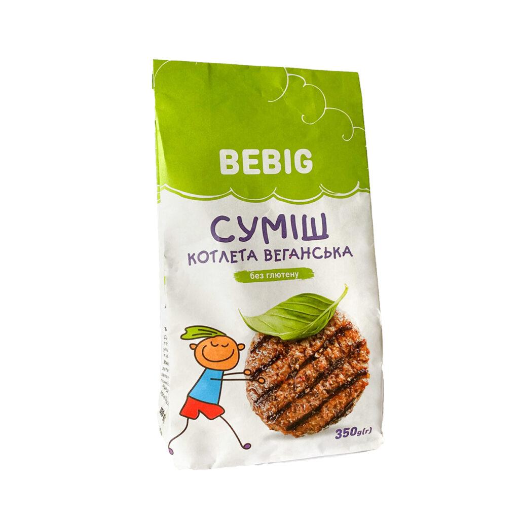 "Суміш ""Котлета веганська"""